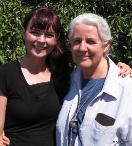 Jennifer and Mona