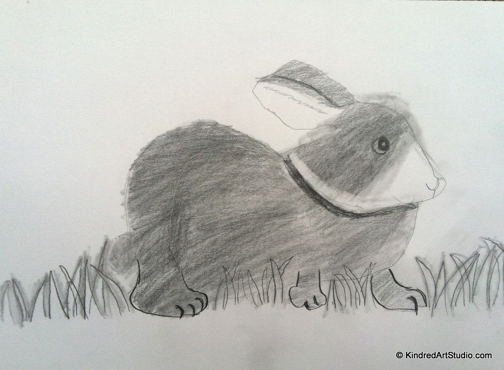 R is for Rabbit-Drawing through the Alphabet.