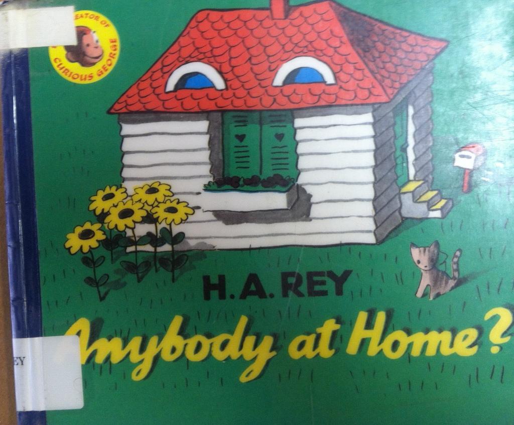 Book H A Rey